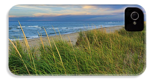 Coast Guard Beach Cape Cod IPhone 4 Case by Bill Wakeley