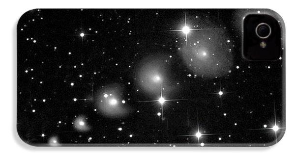 Comet 29p Schwassmann-wachmann IPhone 4 Case by Damian Peach