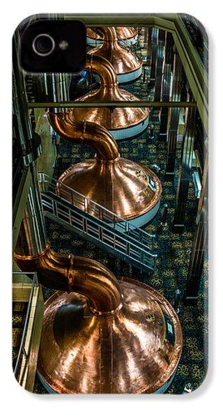 Copper Tops IPhone 4 Case