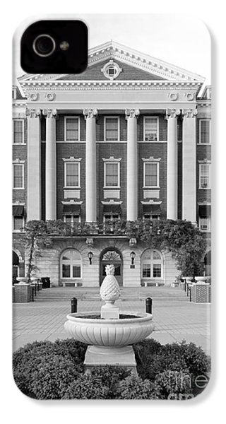 Culinary Institute Of America Roth Hall IPhone 4 / 4s Case by University Icons