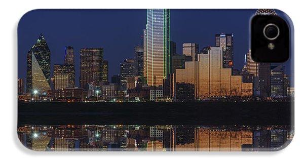 Dallas Aglow IPhone 4 Case