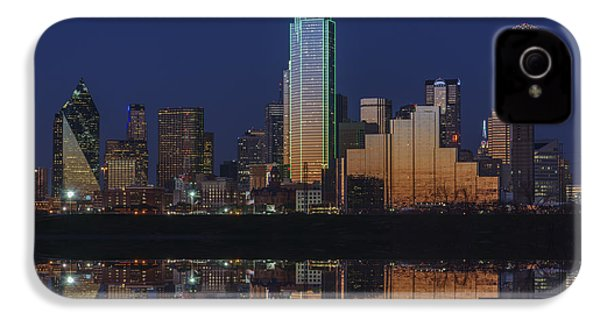 Dallas Aglow IPhone 4 Case by Rick Berk