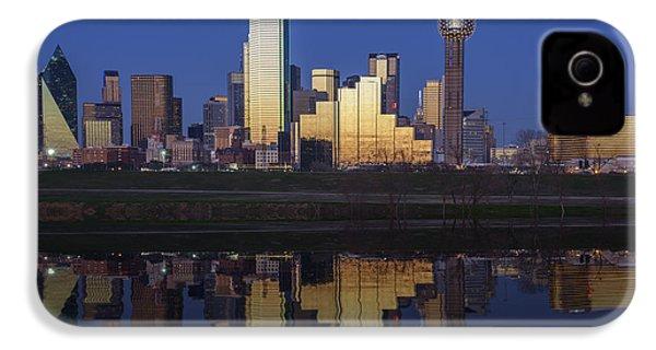 Dallas Twilight IPhone 4 Case by Rick Berk