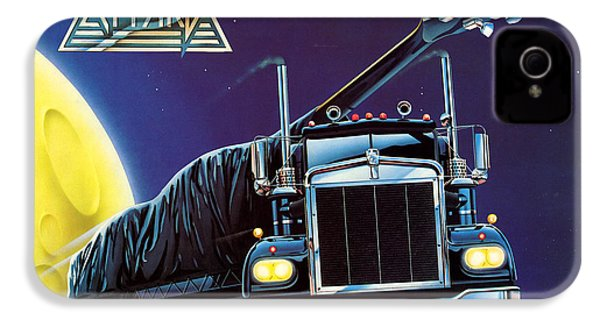 Def Leppard - On Through The Night 1980 IPhone 4 / 4s Case by Epic Rights