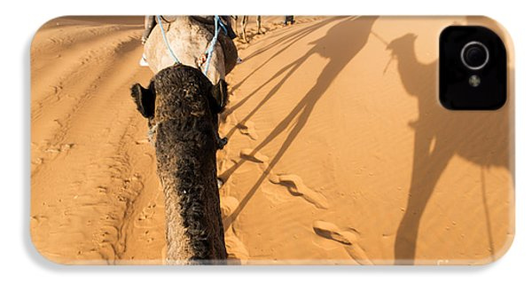 Desert Excursion IPhone 4 Case by Yuri Santin