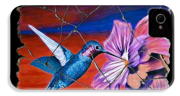 Desert Hummingbird IPhone 4 Case