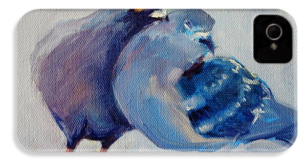 Doves IPhone 4 Case by Nancy Merkle
