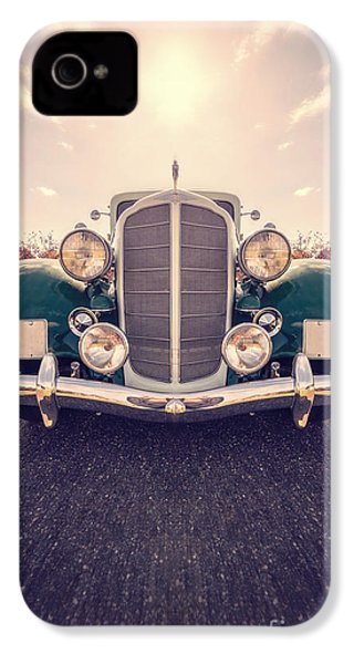 Dream Car IPhone 4 Case by Edward Fielding