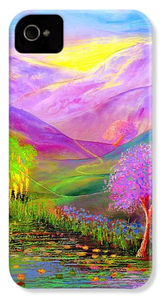 Dream Lake IPhone 4 Case by Jane Small