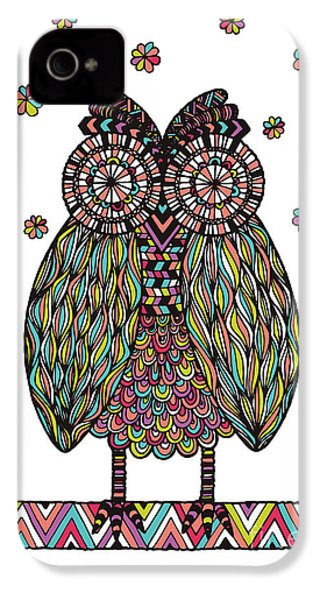 Dream Owl IPhone 4 Case by Susan Claire