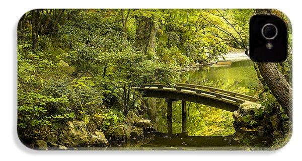 Dreamy Japanese Garden IPhone 4 Case by Sebastian Musial