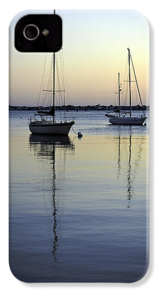 IPhone 4 Case featuring the photograph Drifting Sunrise by Anthony Baatz