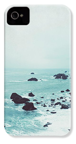 Dusk At The Sea IPhone 4 Case by Lupen  Grainne
