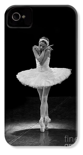 Dying Swan 5. IPhone 4 Case