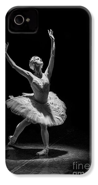 Dying Swan 6. IPhone 4 Case