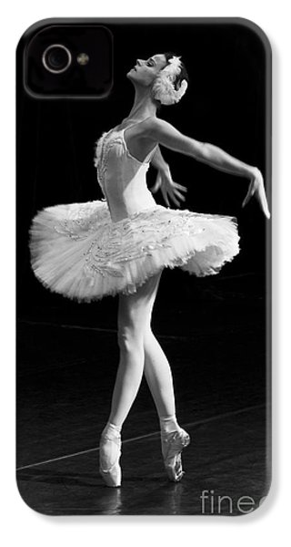 Dying Swan I. IPhone 4 Case