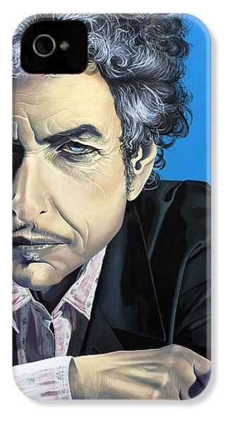 Dylan IPhone 4 Case by Kelly Jade King