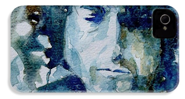 Dylan IPhone 4 Case by Paul Lovering
