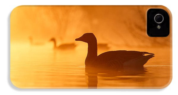 Early Morning Mood IPhone 4 / 4s Case by Roeselien Raimond