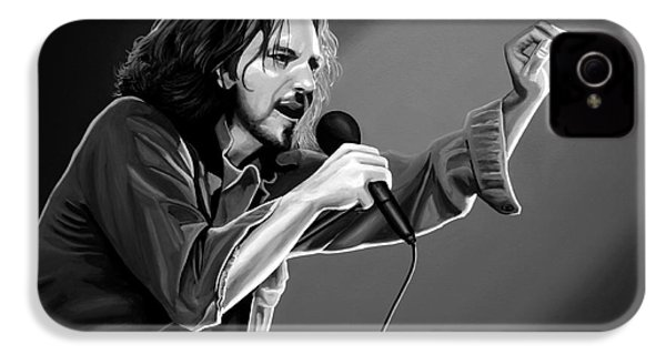 Eddie Vedder  IPhone 4 Case