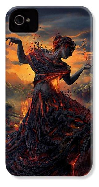 Elements - Fire IPhone 4 Case