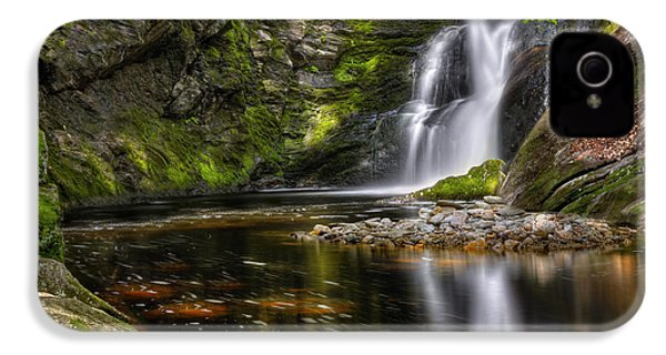 Enders Falls IPhone 4 Case by Bill Wakeley
