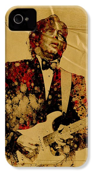 Eric Clapton 2 IPhone 4 Case