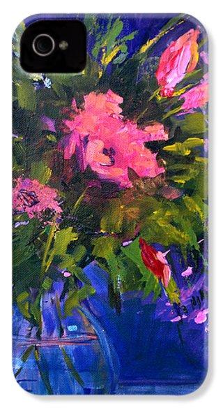 Evening Blooms IPhone 4 Case