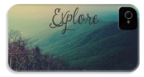 Explore IPhone 4 Case by Olivia StClaire