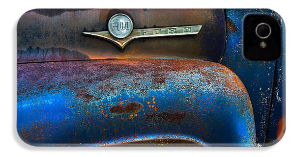 F-100 Ford IPhone 4 Case
