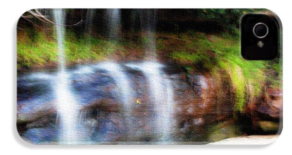 IPhone 4 Case featuring the photograph Fall by Miroslava Jurcik