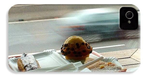 IPhone 4 Case featuring the photograph Fast Sugar by Marc Philippe Joly