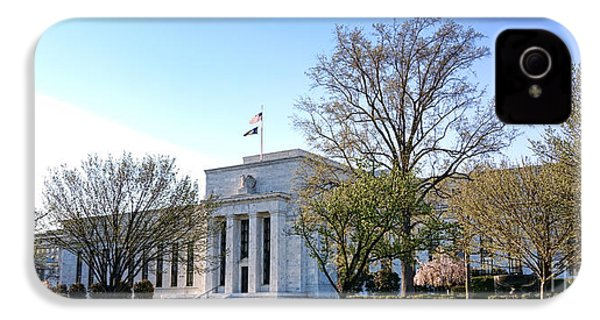 Federal Reserve Building IPhone 4 Case