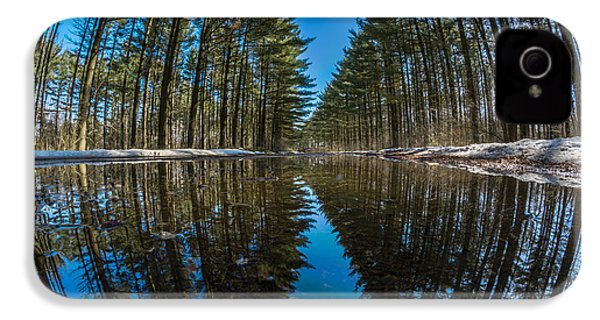Forest Reflections IPhone 4 Case