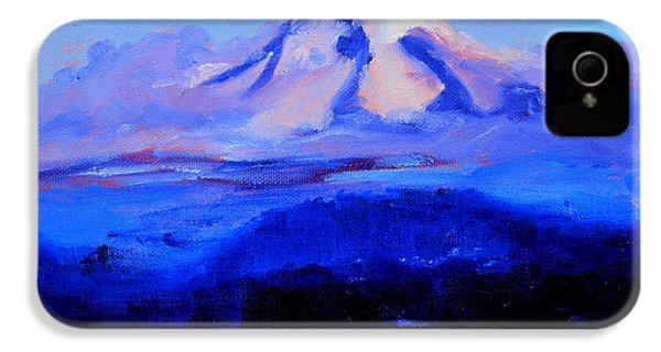 From Portland IPhone 4 Case by Nancy Merkle