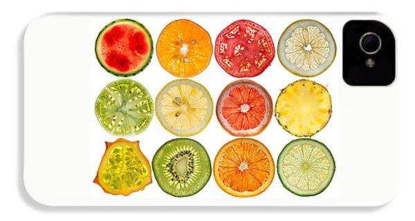 Fruit Market IPhone 4 Case