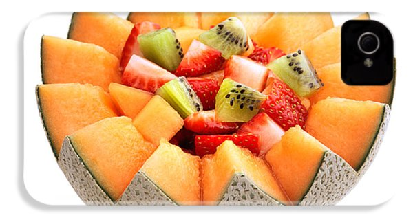 Fruit Salad IPhone 4 / 4s Case by Johan Swanepoel