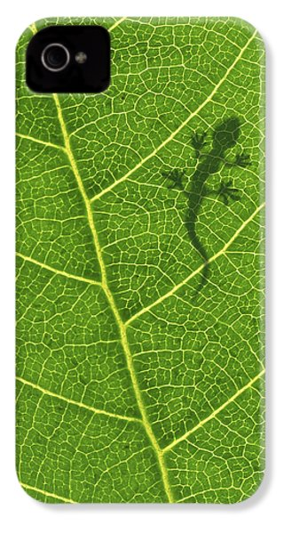 Gecko IPhone 4 Case by Aged Pixel