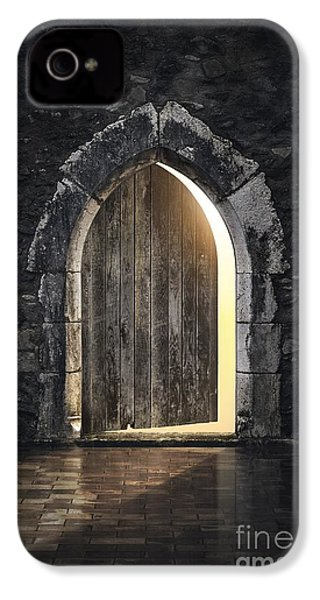 Gothic Light IPhone 4 Case by Carlos Caetano