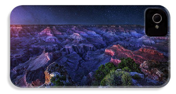 Grand Canyon Night IPhone 4 Case