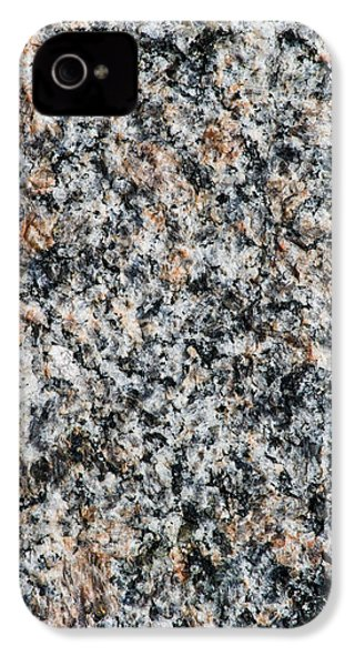 Granite Power - Featured 2 IPhone 4 / 4s Case by Alexander Senin