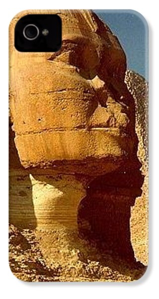 IPhone 4 / 4s Case featuring the photograph Great Sphinx Of Giza by Travel Pics