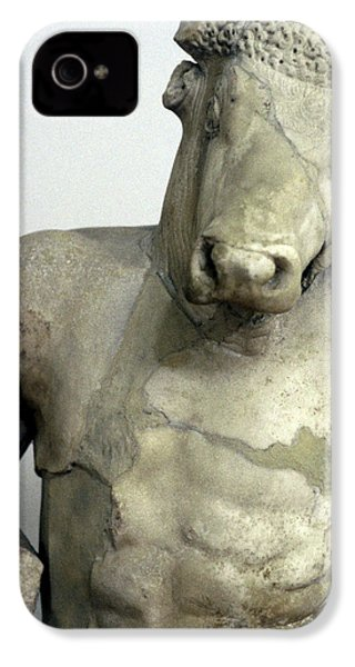 Greece, Athens Classical Era Marble IPhone 4 / 4s Case by Jaynes Gallery