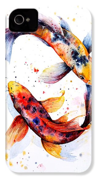 Harmony IPhone 4 / 4s Case by Zaira Dzhaubaeva