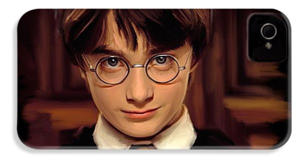 Harry Potter IPhone 4 / 4s Case by Paul Tagliamonte