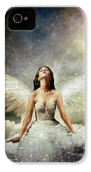 Heavenly IPhone 4 Case by Linda Lees