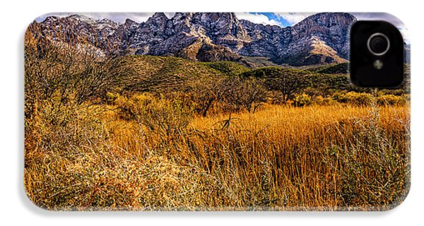 IPhone 4 Case featuring the photograph Here To There by Mark Myhaver