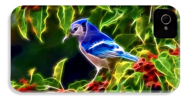Hiding In The Berries IPhone 4 / 4s Case by Stephen Younts