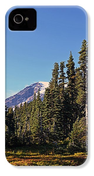 IPhone 4 Case featuring the photograph High Country by Anthony Baatz