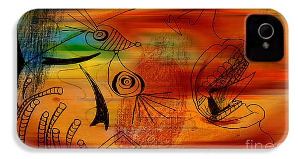 Imagination IPhone 4 / 4s Case by Marvin Blaine